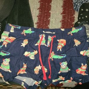 Old Navy Holiday Shorts